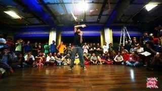Poppin Ticko | Judge Showcase | Delhi Funk Circle 5