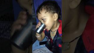 INDIAN BABI LAUGHING.....FUNNY CLIP