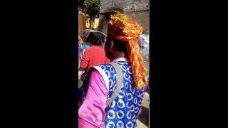 NABADWIP RASH 2015, MAHABIR DHOL TASA (BISHNU MUNDARI)
