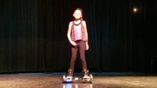 Meghan Trainor Hoverboard Dance