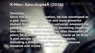X-Men: Apocalypse (2016) watch online release date