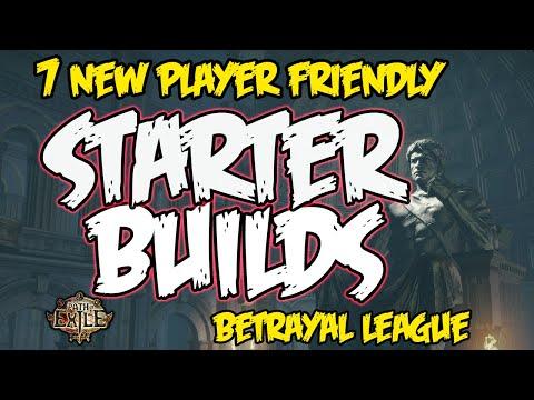 Xxx Mp4 7 League Starters For NEW PLAYERS POE Betrayal League 3gp Sex
