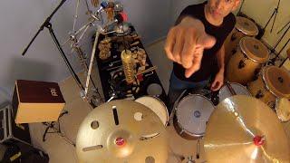 Roberto Serrano - Percussion Set 1.4, Cymbals & Sticks - May 2015