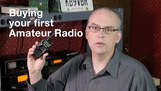 Buying your First Amateur Radio - Ham Radio Q & A