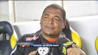OS DONOS DA BOLA  -  Vampeta conta algumas de suas histórias
