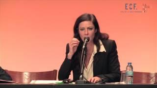 """Anna Mouglalis lit """"Discours sur le suffrage universel"""" de Victor Hugo"""