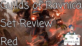 Guilds of Ravnica Limited Set Review: Red - The Mana Leek
