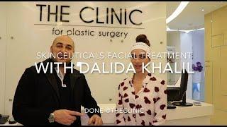 Dalida Khalil At The Clinic!