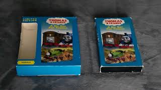 Thomas and Friends Home Media Reviews Episode 22.2 - Original Print from 1998