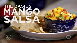How to Make Mango Salsa - The Basics on QVC