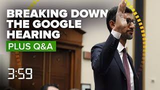 We break down Google CEO Sundar Pichai