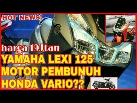 Xxx Mp4 Yamaha LEXI 125 Motor Pembunuh Honda Vario 2018 3gp Sex