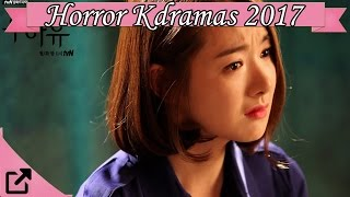 Top 10 Horror Kdramas 2017 (All The Time)