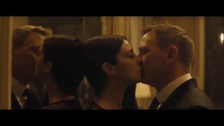 Daniel Craig & Monica Bellucci Hot Scene from James Bond Spectre Full Movie