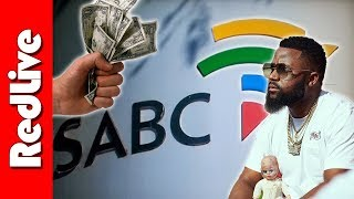SABC sued for R64 million on behalf of Cassper Nyovest, AKA, Kwesta and more