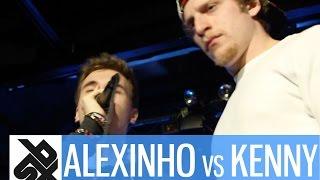 ALEXINHO (FRA) vs KENNY URBAN (USA) | GBBB