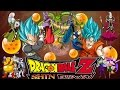 Dragon ball super shin budokai Download iso ( DBZ db2 Mods )