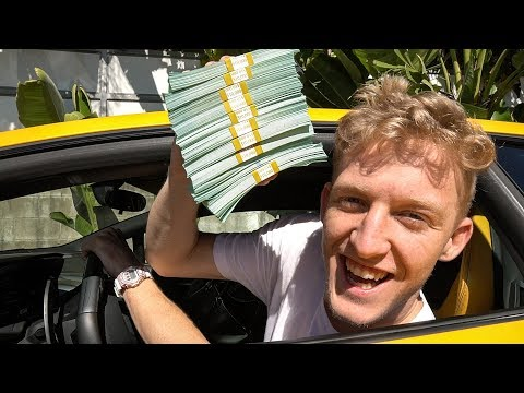 I Spent $1,000,000 In 24 Hours