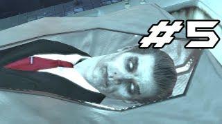 BATMAN Arkham Asylum Gameplay Walkthrough - Part 5 - Scary Face (Let's Play With Commentary)