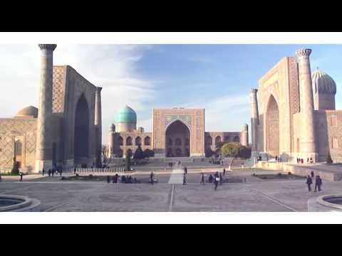 Suxrob Nasriev Samarkand Uzbek klip 2014