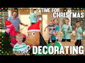 Decorating the Yard for Christmas || Mommy Monday