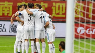 2019 China Cup | Uruguay 3:0 Uzbekistán