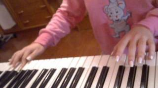Hitobashira Arisu - Alice's human sacrifices - Piano version
