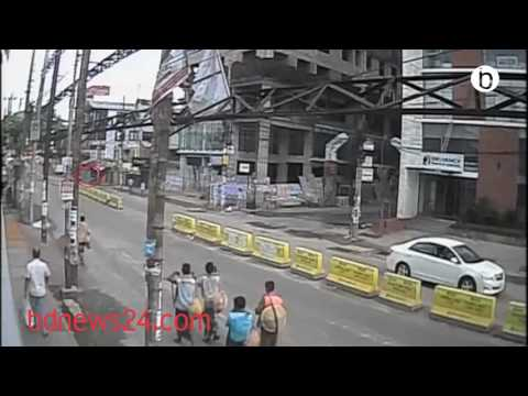 CCTV footage of fatal attack on policeman's wife