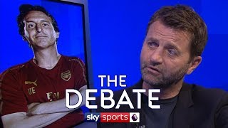Are Arsenal in ANOTHER transfer crisis?   Tim Sherwood & Andy Cole   The Debate