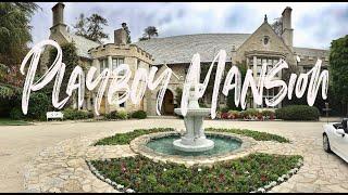 Crystal Hefner // Tour of the Playboy Mansion Master Bedroom