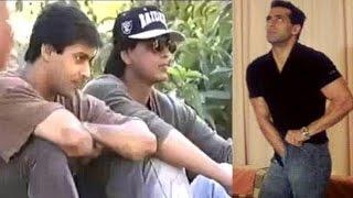 Shahrukh Khan & Salman Khan's Unseen Rare Pictures