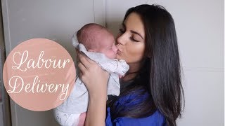 My Labour and Delivery Story   Nicole Corrales
