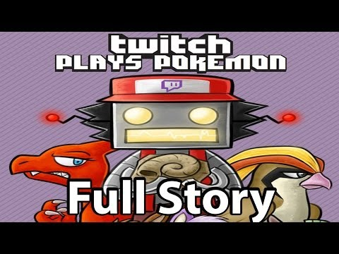 The Complete History Of Twitch Plays Pokemon Highlights and Backstory