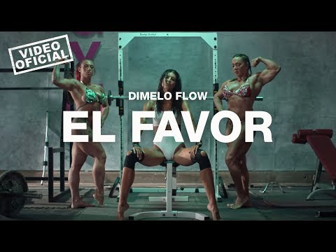 Dimelo Flow El Favor ft. Nicky Jam Farruko Sech Zion Lunay Video Oficial