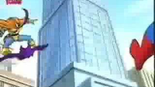 Spiderman Theme Song (90's)