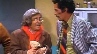 Chespirito - El Doctor Chapatin - 1973 - Intercambio de Peso.