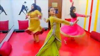 Deewani Mastani Choreography - Bajirao Mastani - Delhi Dance Academy