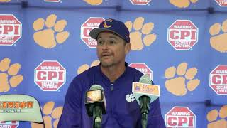 Monte Lee post FSU game two