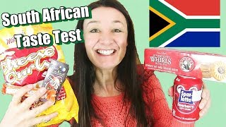 South African Taste Test 6 Astros Cheese Curls and more