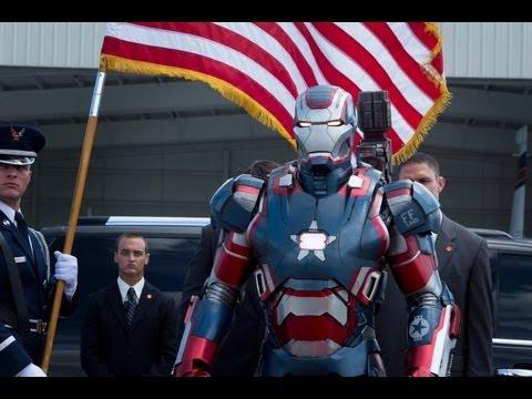 Iron Man 3 Teaser Trailer UK - Official Marvel | HD
