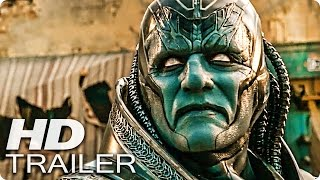 X-MEN: APOCALYPSE Trailer 3 German Deutsch (2016)