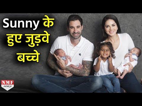 Xxx Mp4 Sunny Leone के हुए दो जुड़वे बच्चे Social Media पर Share की Photo 3gp Sex