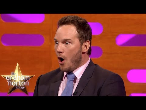 Chris Pratt Talks Accents Getting Naked & Stealing Food The Graham Norton Show CLASSIC CLIP