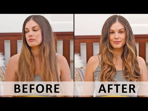 Awesome Life Hacks For Your Hair DIY Ideas & More by Blossom