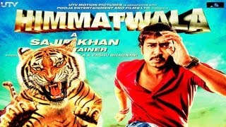 Himmatwala 2013 Official Trailer Out Now | Ajay Devgn I Tamannah Bhatia!!