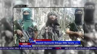 Media Sosial Jadi Wadah Bagi Teroris Untuk Menyebar Paham Radikal - NET 24