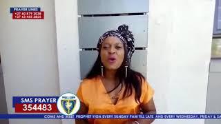 PASTOR YIGA ALESSE OMUSUMBA OWETABBU (JUST WAIT FOR FIRE in feb
