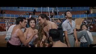 Trapeze 1956  Burt Lancaster, Tony Curtis, Gina Lollobrigida