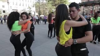 Flash Mob Kizomba Woman 2016. Kizomba, tarraxinha y semba en Chihuahua, México EDITADO