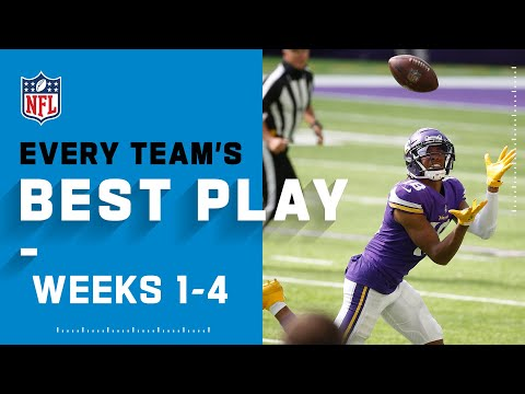 Every Team s Best Play Weeks 1 4 NFL 2020 Highlights